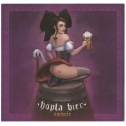 """Bière Hopla """"Ambrée"""""""