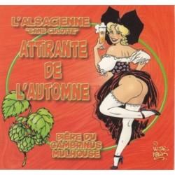 """Bière d'Automne """"Ambrée"""""""