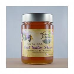 Miel d'Alsace de Fleurs - 250g